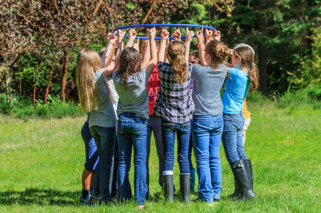 Team Building Activities For Youth Outdoors