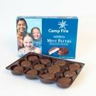 Camp Fire Mints - Open