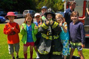 Firemen Kids