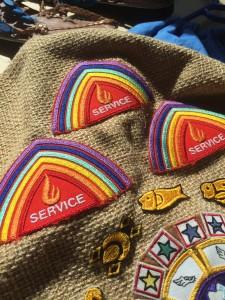 Service Emblems, WoHeLo Award