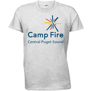 Camp Fire Shirt 2016 Front