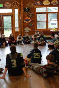 Teen Leadership Retreat Workshop