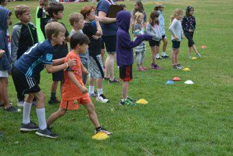 Camp Fire Group Program Teambuilding Activity