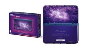 Nintendo 3DS XL Galaxy Style