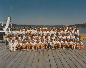 Camp Sealth Staff 1977 Alumni