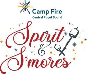 Spirit & S'mores Logo