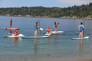 paddle boarding kiwanis