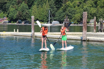 kiwanis paddle board