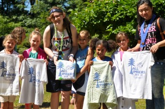 Tall Timbers Day Camp Staff Teen