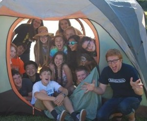cits in tent